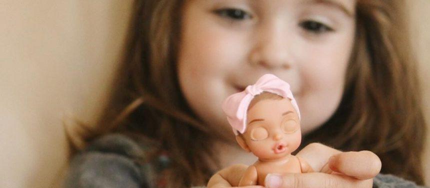 Baby born foto V1